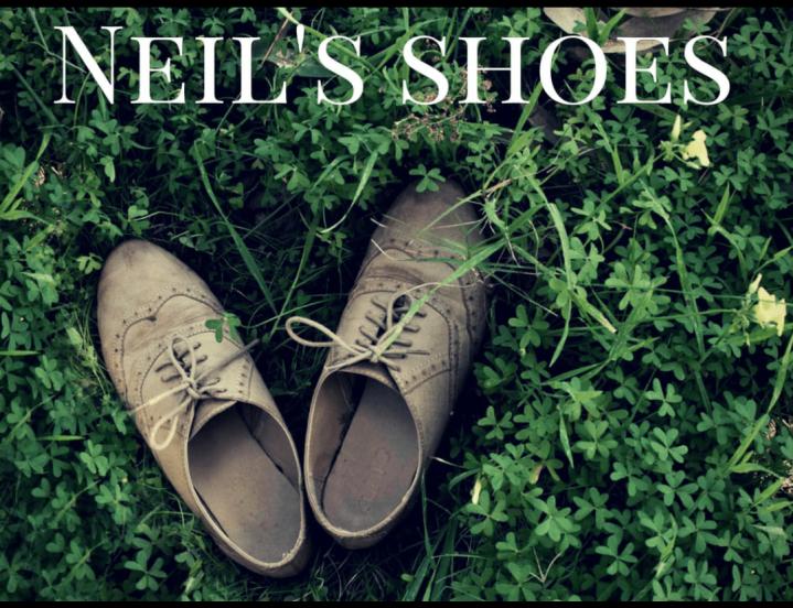 neil's shoe
